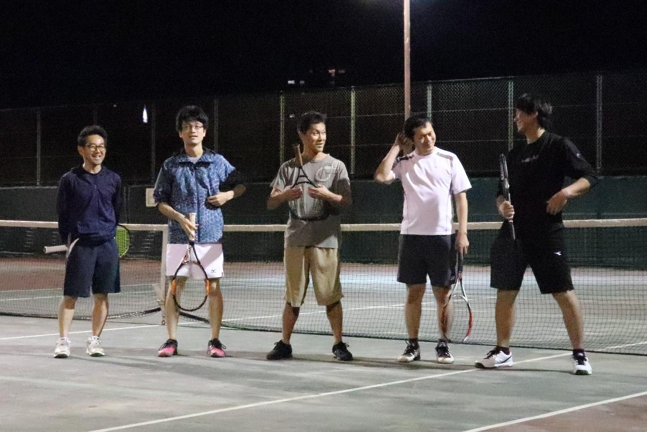高砂 テニス部