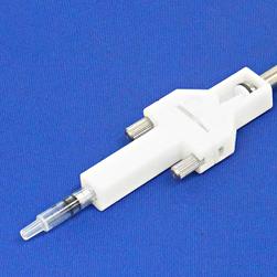 シリンジポンプSBPシリーズ アダプター接続