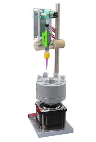 分注システム 分析 センサー
