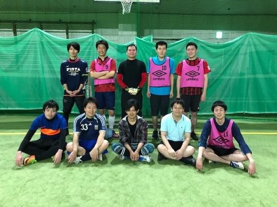 フットサル部 takasago
