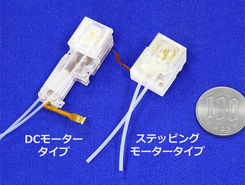 小型チューブポンプ 送液ポンプ 高砂電気工業
