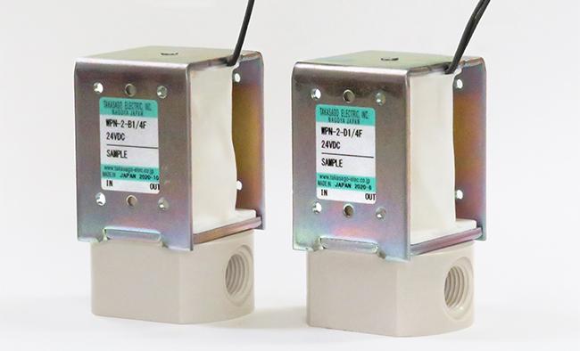 比例制御弁 WPNシリーズ 高砂電気
