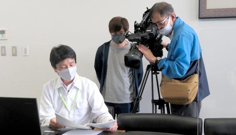 高砂電気 取材 テレビ コロナ 職域接種